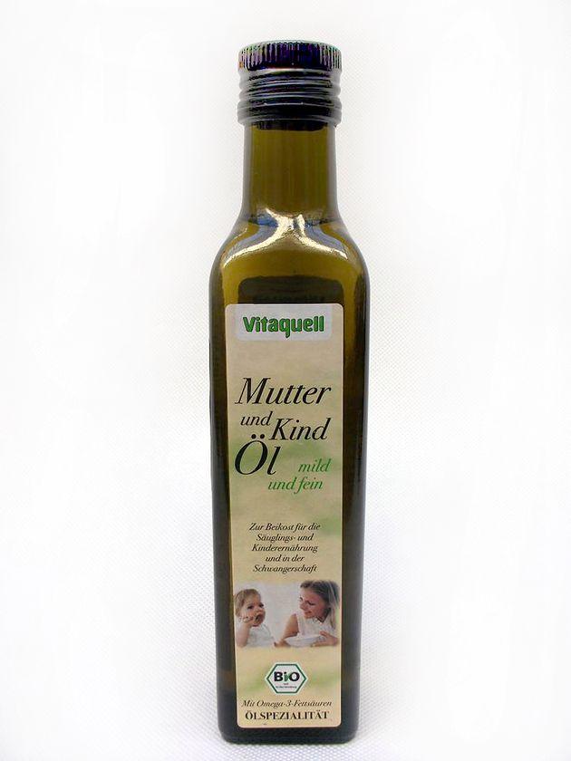 Olej dla mamy i dziecka bio Vitaquell (250 ml)