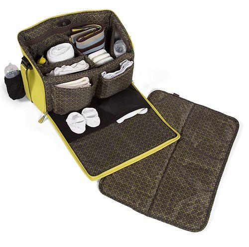 Torba Luxury Changing Bag Mylo Black Jack środek