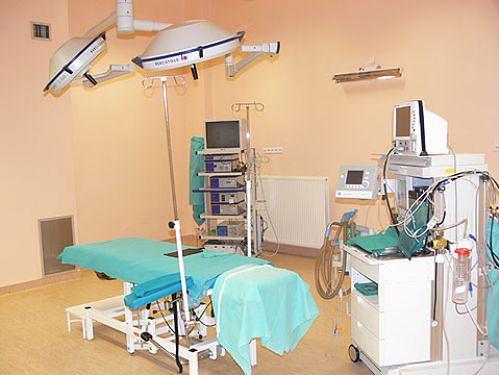 Sala w Szpitalu Specjalistycznym św. Wojciecha