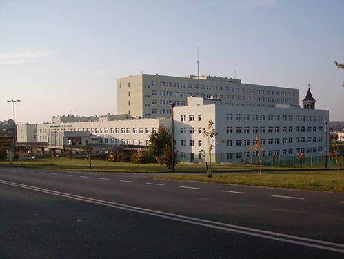 Szpital Wojewódzki SP ZOZ im. Świętego Łukasza w Tarnowie