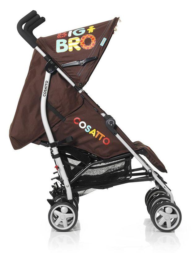 Wózek COSATTO You2 Twin Big Bro-Little Bro bok