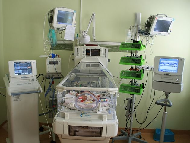 Cool-cap w szpitalu św. Zofii w Warszawie