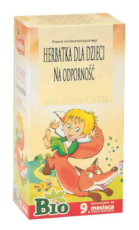 Herbatka dla dzieci na odporność Apotheke (20x1,5 g)