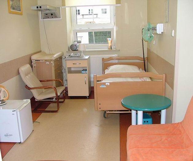 Sala pobytowa Laguna w szpitalu św. Zofii w Warszawie