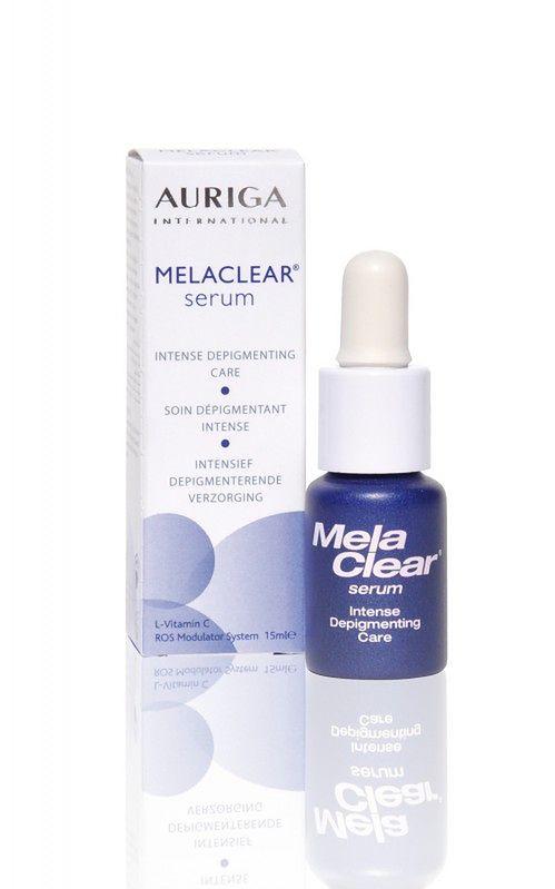Auriga Melaclear - serum na przebarwienia