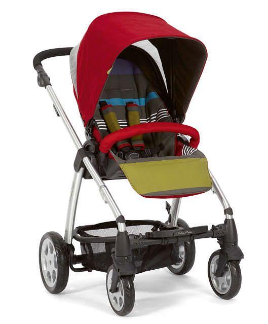 Wózek Mamas&Papas Sola Red