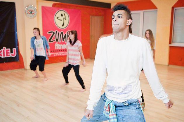 Zajęcia z tańca new style