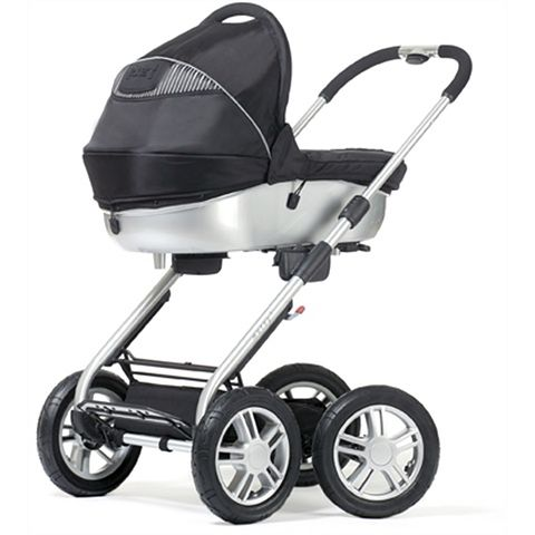 Wózek dziecięcy Mutsy Urban Rider Joey Silver