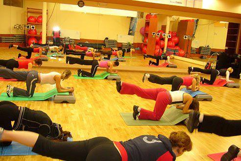 szkolenie dla instruktorów fitness