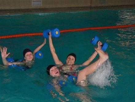 Szkolenie w wodzie