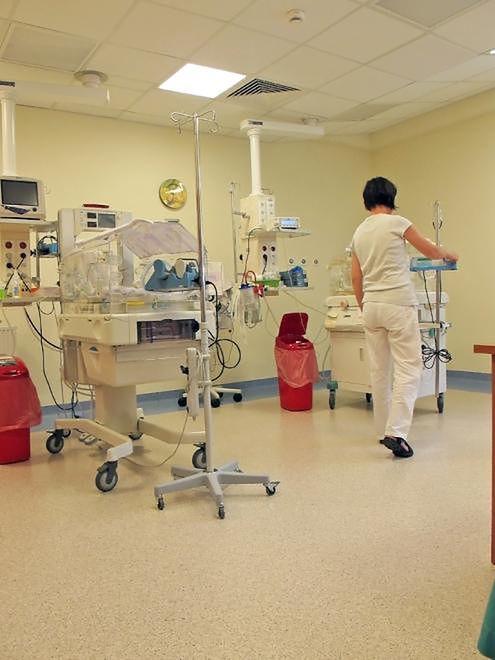 Monitorowanie noworodka w Szpitalu Bielańskim