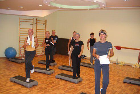 kurs dla instruktorów fitness