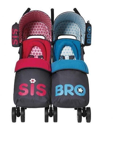 Wózek Cosatto You2 Twin Bro&Sis