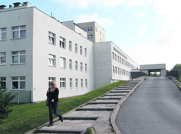 Droga do Szpitala Wojewódzkiego im. Świętego Łukasza w Tarnowie