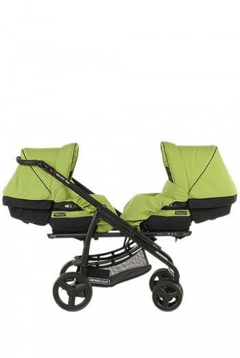 Wózek BEBECAR Vector Duo do siebie