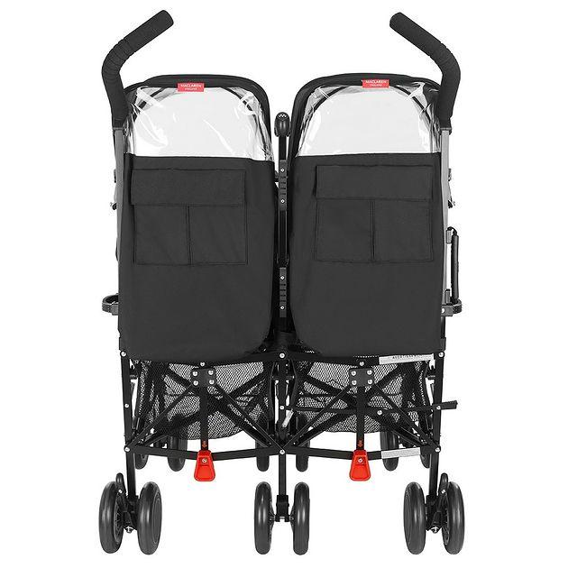Wózek Maclaren Twin Techno czarny