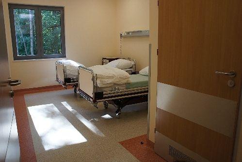 Sala pacjentek w Niepublicznym Zakładzie Opieki Zdrowotnej Malarkiewicz