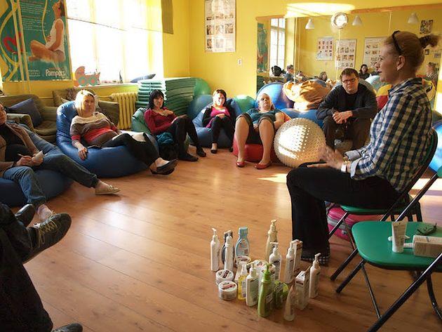 Przygotowanie do porodu w Szkole Rodzenia Jadwigi Wolnej we Wrocławiu