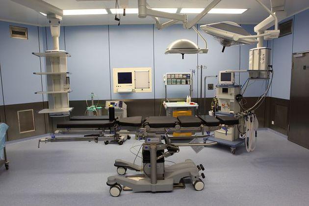 Sala operacyjna w Szpitalu Medicover w Warszawie