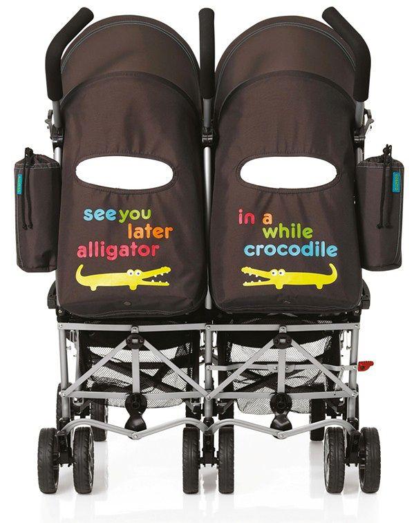 Wózek podwójny Cosatto You2 Twin Snap