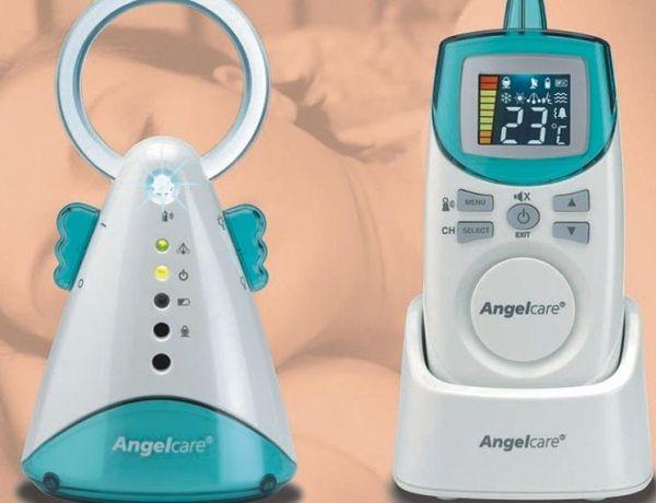 Monitor Oddechu z Nianią Angelcare AC401
