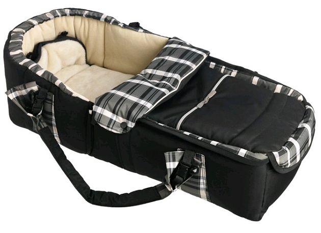Kokono-śpiwór Emmaljunga Quadrolift  Capri Black