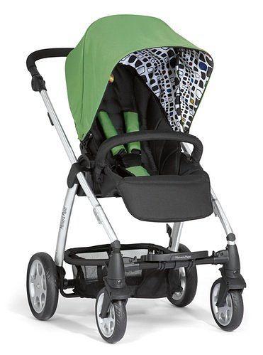 Wózek Mamas&Papas Sola Green