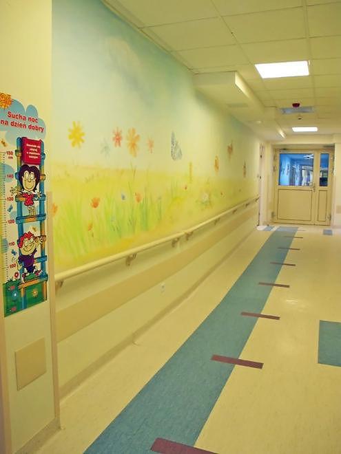 Oddział w Szpitalu Bielańskim