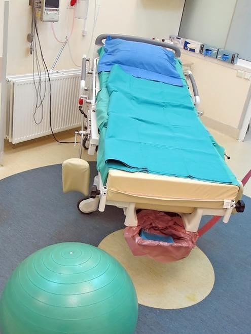 Na Oddziale Ginekologiczno-Położniczym w Szpitalu Bielańskim