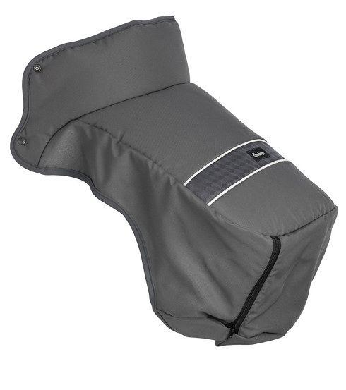 Ocieplacz na nóżki Emaljunga Exclusive Grey Carbonite