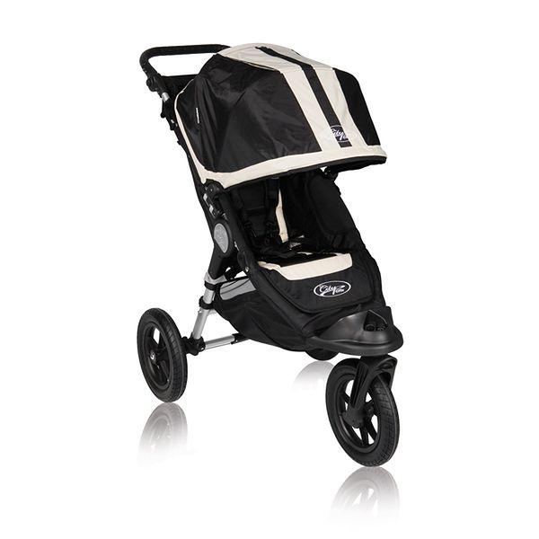 Wózek Baby Jogger City Elite Black Sport