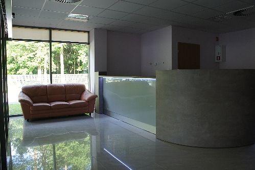 Poczekalnia w Niepublicznym Zakładzie Opieki Zdrowotnej Malarkiewicz