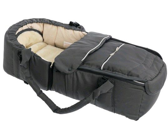 Kokono-śpiwór Emmaljunga Quadrolift Grey Carbonite