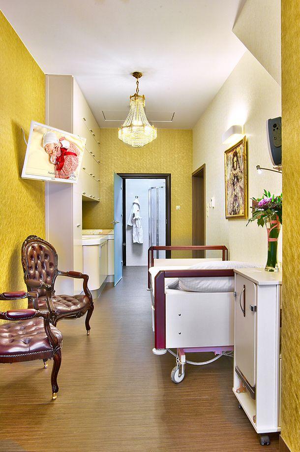 Poliklinika Arciszewscy - pokój VIP dla dwojga
