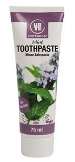Pasta do zębów miętowa Urtekram (75 ml)