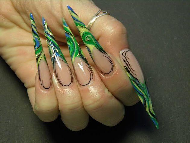 Szkolenie z nowatorskich kształtów paznokci