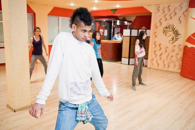 Nauka tańca new style