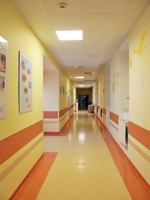 Na oddziale położniczym Szpitala im. Świętej Rodziny w Warszawie