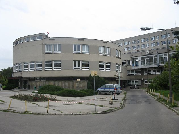 """Szpital Wojewódzki w Poznaniu """"Lutycka"""""""