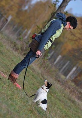 Wewnątrz każdej pary przewodnik - pies musi wykształcić się właściwa, oparta o zaufanie relacja.