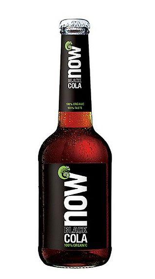 Black Cola - napój o smaku coli z guaraną Now (0,33 l)