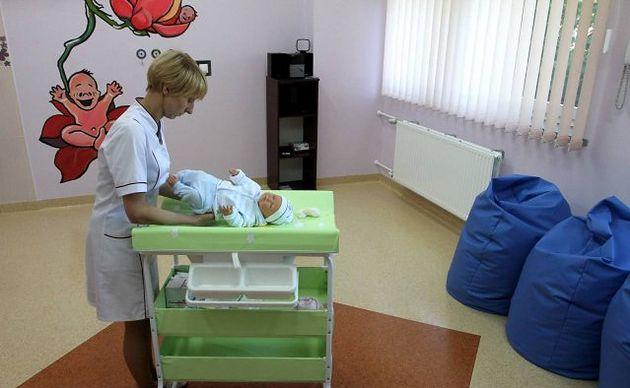 Szkoła Rodzenia w Szpitalu Specjalistycznym im. A. Falkiewicza we Wrocławiu