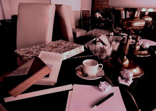 Warsztaty twórczego pisania