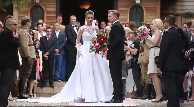 f2926d2783 TYLKO U NAS  Wideo ze ślubu Wesołowskiego i Szczurek! - 6 strona ...