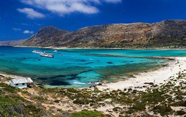 Atrakcje Krety - Balos - Kreta - idealny kierunek na
