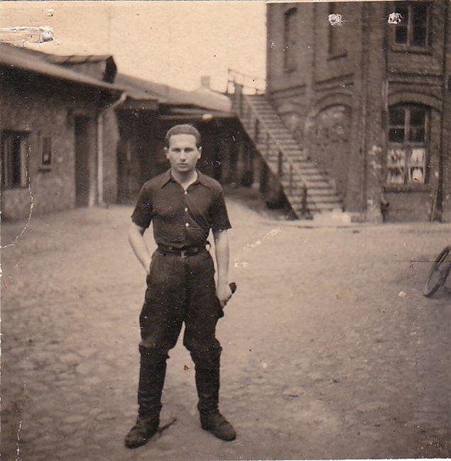 Bohater Powstania Stanisław Likiernik Opowiada O Kulisach