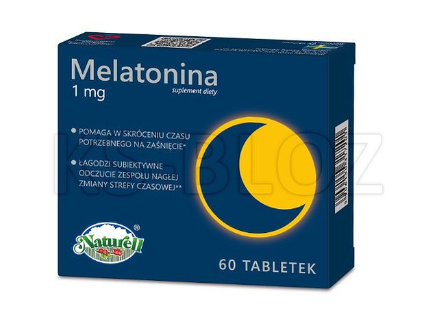 Melatonina 1mg