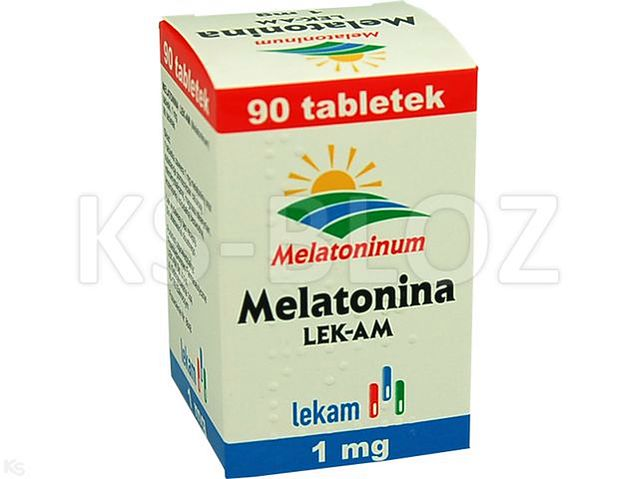 Melatonina LEK-AM