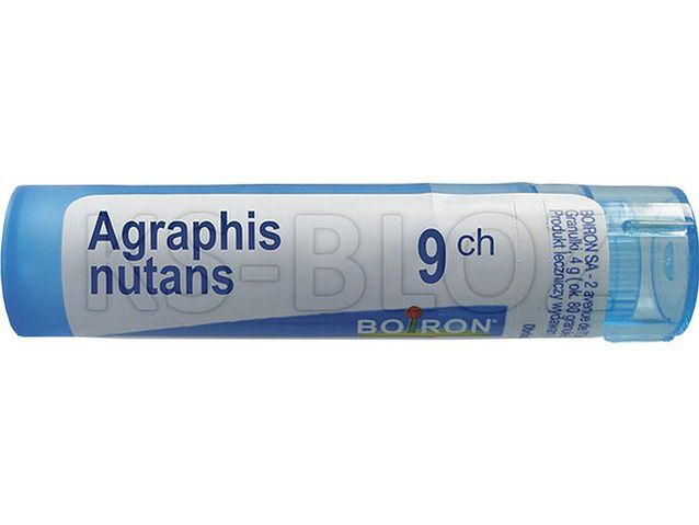 BOIRON Agraphis nutans 9 CH