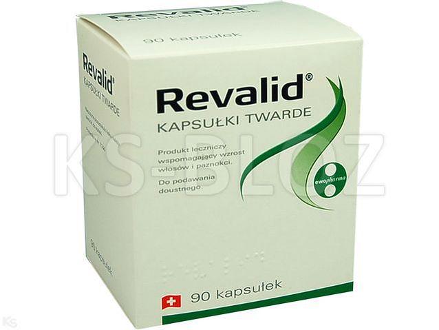 lek na wypadanie włosów revalid